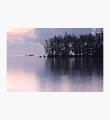 Pastel Evening Photographic Print