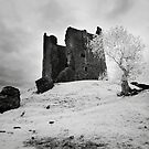 Brough Castle by Mark Jones
