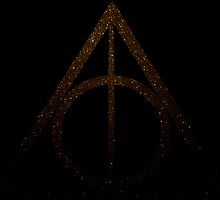 Deathly Hallows: Gold Dust by Serdd