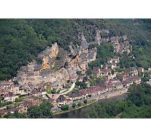 La Roque Gageac, France Photographic Print