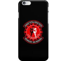 Advanced Tactical Surface Fighter iPhone Case/Skin