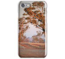 Sun Shining On Gum Trees  iPhone Case/Skin