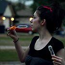 bubbles by evilninjakitten
