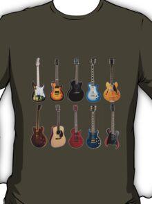 Ten Guitars T-Shirt