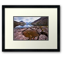 Britain's greatest view Framed Print
