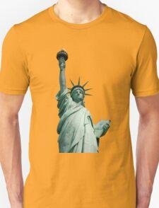 Statue of Liberty, New York, USA Unisex T-Shirt