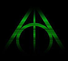 Deathly Hallows: Green Light by Serdd