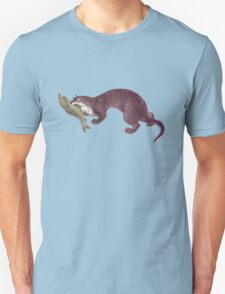 We are getting Otter in here. T-Shirt