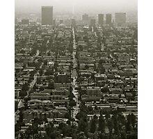 Los Angeles, CA Photographic Print