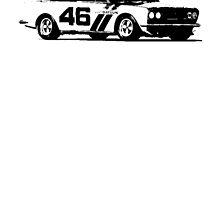 Datsun 510 Trans Am by garts