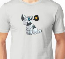 Purrtal - Chibi Atlas Sticker Unisex T-Shirt