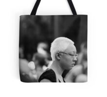 One in the Crowd Tote Bag