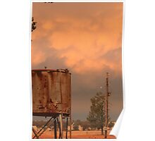 Storm Tank  Poster