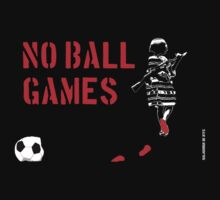no ball games by SojournInNYC