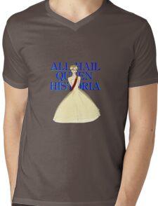 All Hail Queen Historia Mens V-Neck T-Shirt