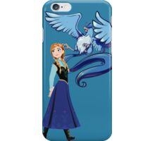 pokemon frozen disney articuno elsa anime shirt iPhone Case/Skin