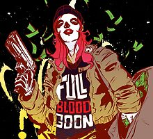 Full Blood Goon (Hot colorway) by Julian Lytle