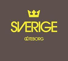 Sverige Goteborg 1 crown Mens V-Neck T-Shirt