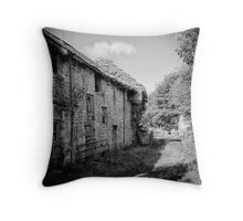 From farm to hotel Throw Pillow