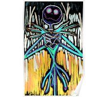 Skeleton - Fresco Poster