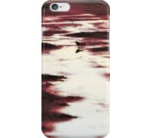 Sparrow Dancing In The Rain  iPhone Case/Skin