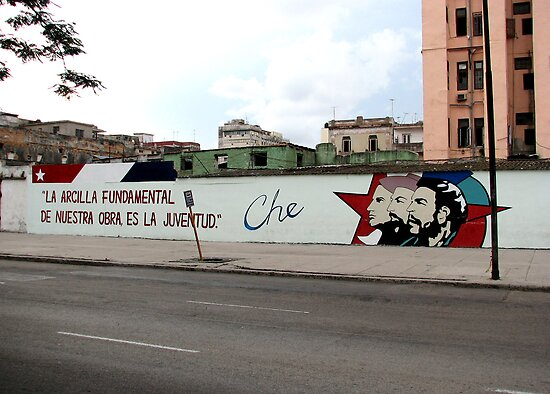 Che lives by ecotterell