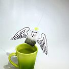 Drink tea for the Love of God! by Manisch