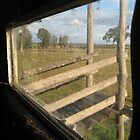 Country Window by scruffycat