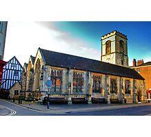 St Sampson Church - York Photographic Print