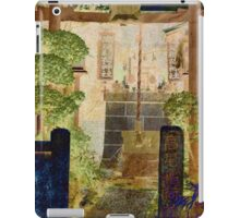 Autumn in Japan:  Your Own Personal Budda iPad Case/Skin