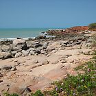 Beach north of Broome by scruffycat