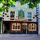 Three Cranes Pub - York by Trevor Kersley
