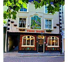 Three Cranes Pub - York Photographic Print