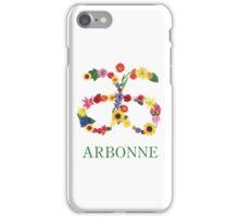 Arbonne Logo  iPhone Case/Skin