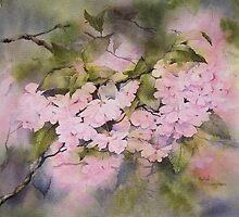 Cherry Blossom by artbyrachel