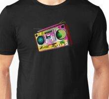 RETRO boom BOX Unisex T-Shirt