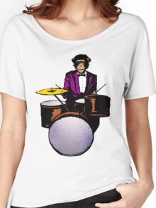 Swingin' Chimp Women's Relaxed Fit T-Shirt