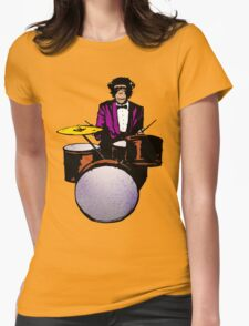 Swingin' Chimp Womens Fitted T-Shirt