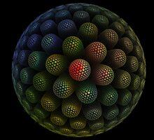 discoball by Diana Calvario
