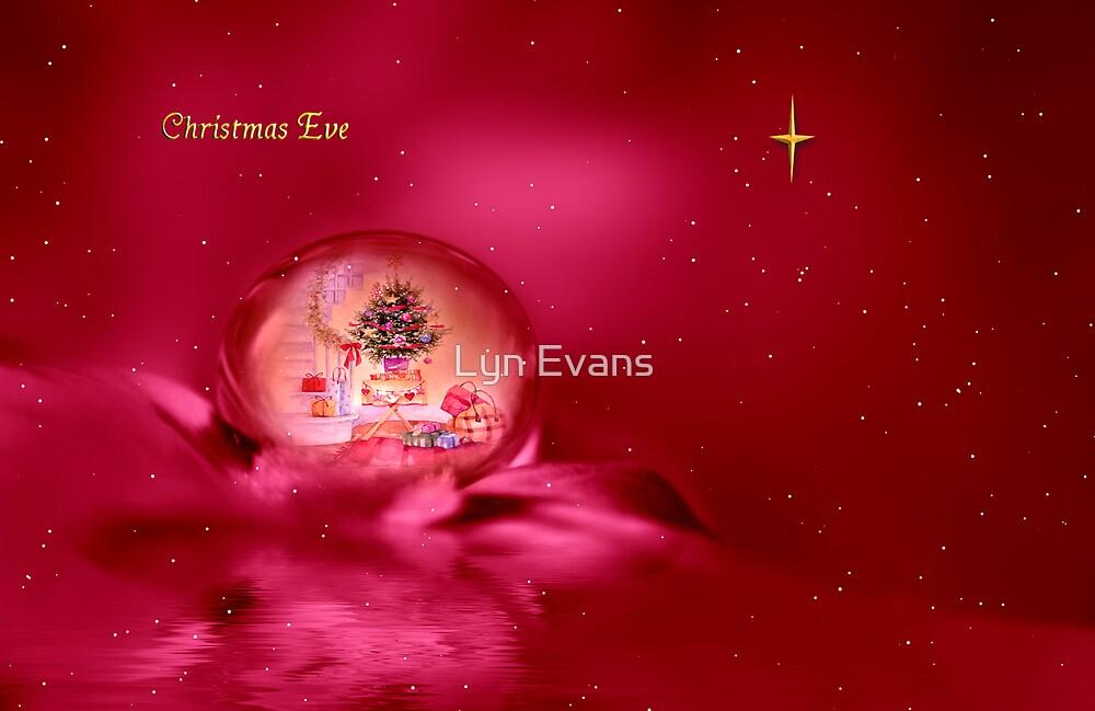 Christmas Eve by Lyn Evans