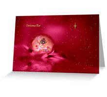 Christmas Eve Greeting Card