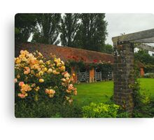 The Stables Canvas Print
