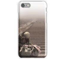 Don't walk past. iPhone Case/Skin