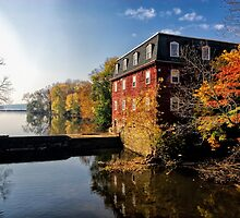 Kingston Mill by George Oze