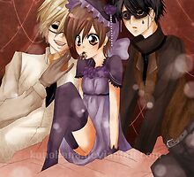 Ouran - Black or White by Konohana