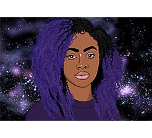 justine skye's the limit Photographic Print
