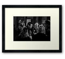 No I am not Rob Schneider Framed Print