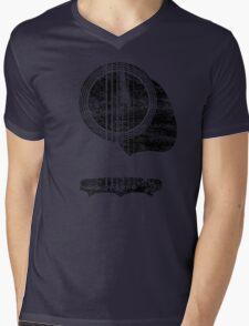 Scratched But Loved Mens V-Neck T-Shirt