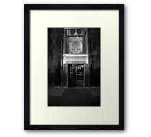Fifth Avenue Framed Print