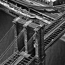 Brooklyn Bridge by Michael Grohs